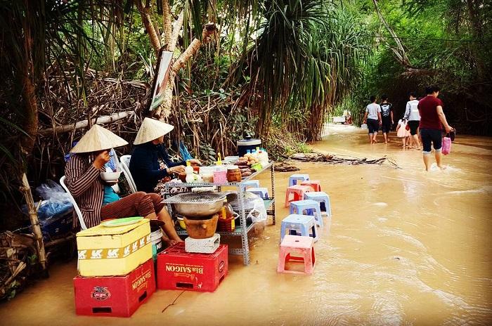 Khám phá suối Tiên - Trải nghiệm ở Phan Thiết