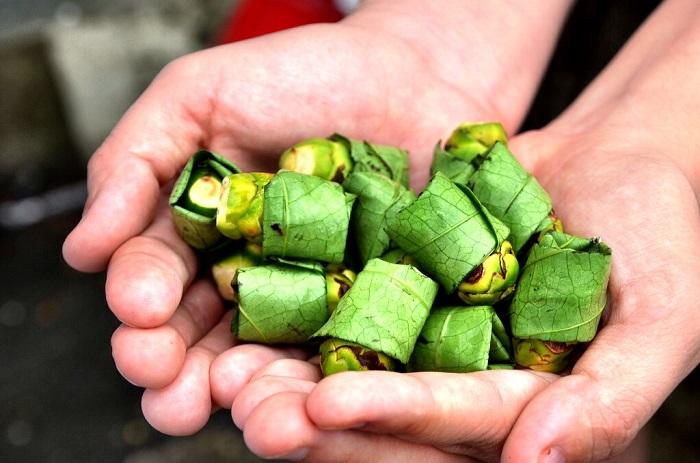 Văn hóa ăn trầu - Văn hóa của người Đài Loan