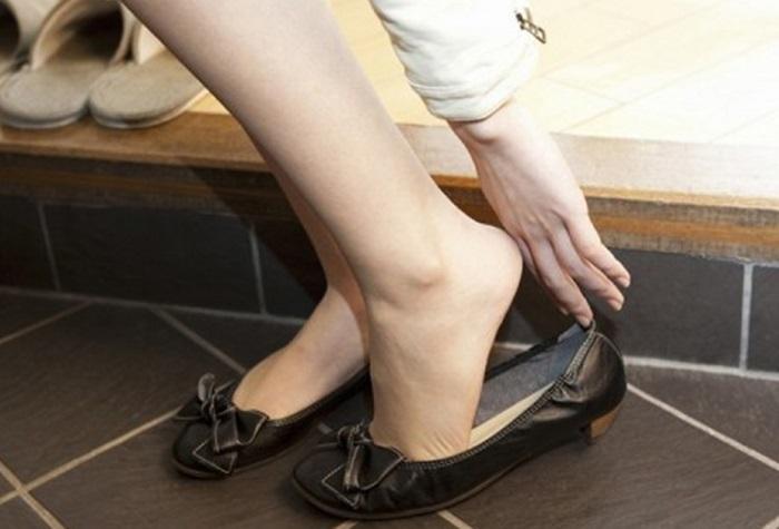 Cởi bỏ giày trước khi vào nhà - Văn hóa đến nhà người Hàn Quốc