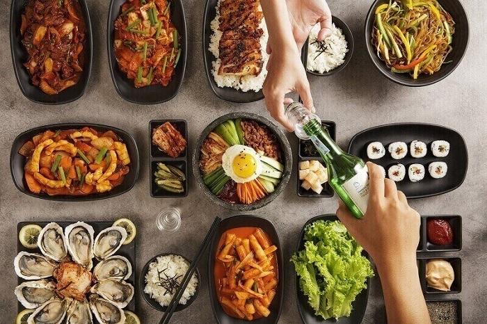 Quy tắc ăn uống ở Hàn Quốc - Văn hóa đến nhà người Hàn Quốc