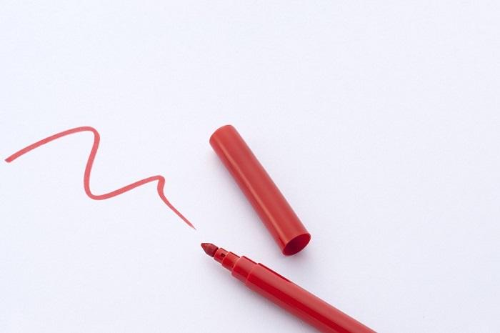 Không sử dụng bút đỏ để viết thiệp - Văn hóa tặng quà của Hàn Quốc