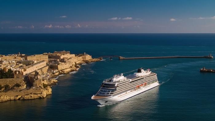 Du thuyền Viking - Du thuyền Địa Trung Hải