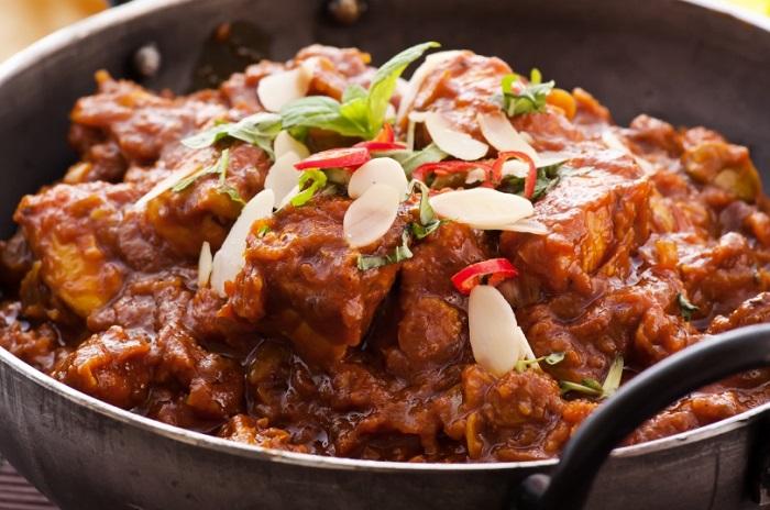 Vindaloo - Món ăn cay nhất thế giới