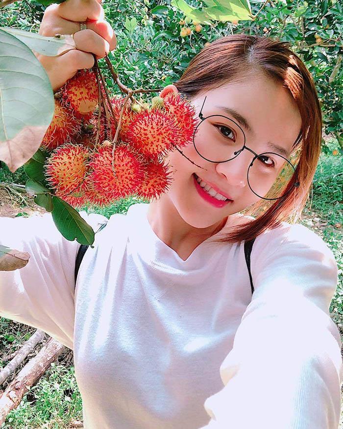 Du ngoạn khu du lịch vườn Ba Ngói - Vườn trái cây