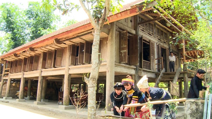 List of famous homestay Tuyen Quang