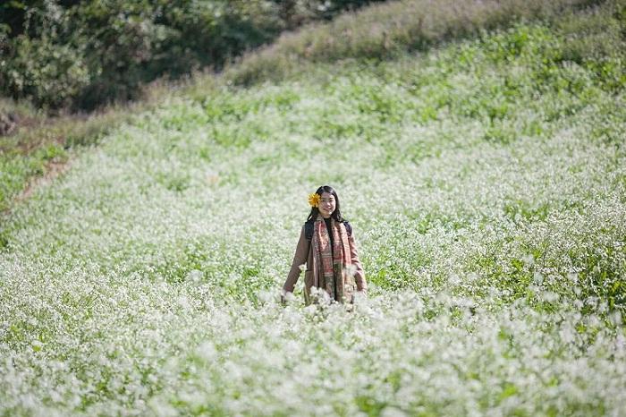 Kéo nhau lên bản Pa Phách Mộc Châu ngắm 'thiên đường hoa' thôi nào!