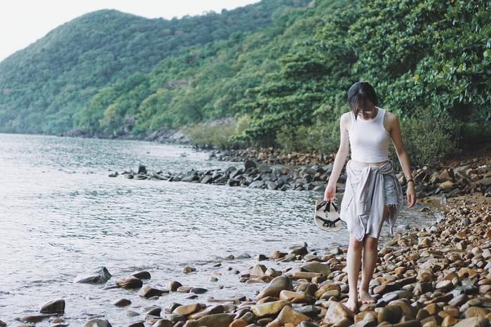 Vẻ đẹp tiềm ẩn của bãi Ông Đụng Côn Đảo