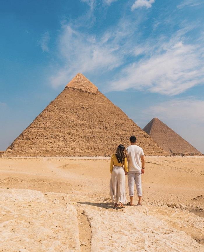 Thủ đô Cairo Ai Cập