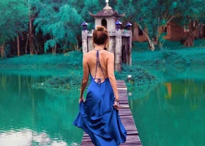 'Sống Ảo' Cạn Pin Tại Khu Du Lịch Sinh Thái Cao Minh Đồng Nai