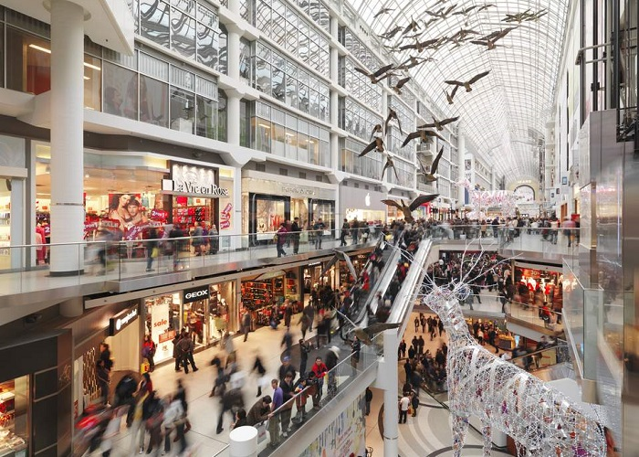 Shopping experience in Canada: what should I buy to make a gift?