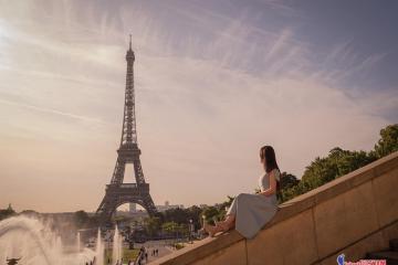 Kinh nghiệm du lịch Paris và điểm đến ăn uống không thể bỏ qua