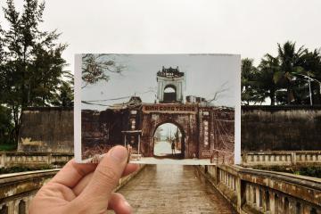 Thành cổ Quảng Trị - điểm đến lịch sử của dải đất miền Trung