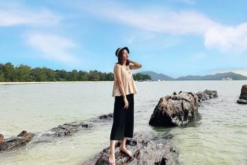 'Ngây ngất' với vẻ đẹp của đảo Cô Tô Con - thiên đường trên mặt đất