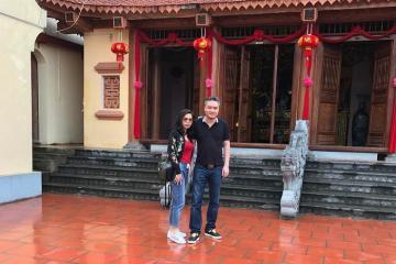 Đền Ỷ La Tuyên Quang - địa điểm du lịch tâm linh nổi tiếng của vùng núi rừng Tây Bắc