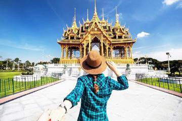Địa điểm du lịch Bangkok khiến bạn quên lối về
