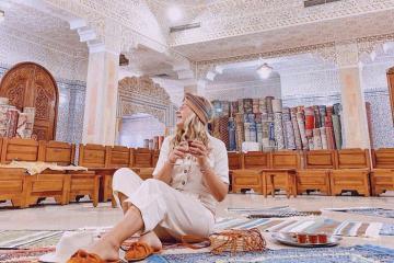 12 điểm du lịch được hàng đầu ở đất nước Tunisia