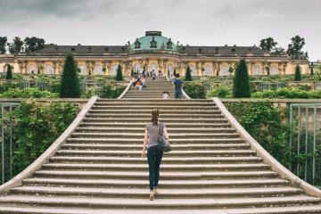Điểm đến du lịch ở Potsdam nước Đức bạn không thể bỏ qua
