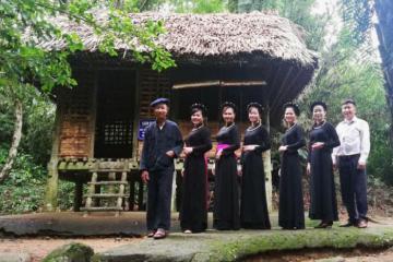 Tới thăm khu di tích ATK Định Hóa - nơi giáo dục lịch sử cách mạng tại Thái Nguyên