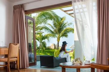 Combo Phú Quốc 3N2Đ nghỉ Eden Resort 4*, vé máy bay + voucher cocktail từ 2tr1