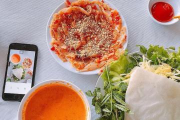 Gỏi cá Đục – món ăn đánh gục trái tim mỗi du khách khi đến du lịch Hà Tĩnh