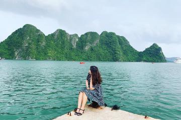 Review tour du thuyền Paradise 3 ngày trên vịnh Hạ Long