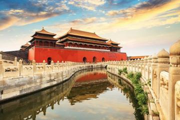 Một vòng khám phá quần thể cung điện Tử Cấm Thành