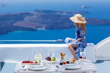 Xách vali lên và đi khám phá các hòn đảo thiên đường Hy Lạp