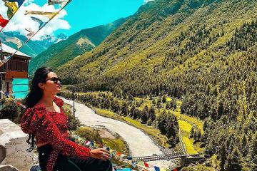 Có gì thú vị ở Chitkul - ngôi làng nằm ở biên giới Ấn Độ và Tây Tạng?