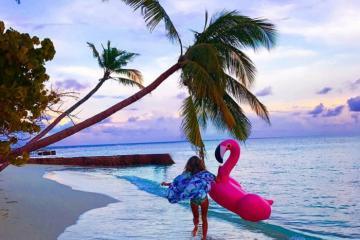 Đến Maldives bạn sẽ thấy thiên đường không phải là nơi khác!