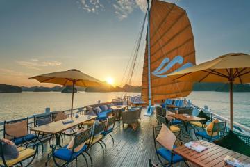 Top 3 combo Hạ Long nghỉ du thuyền giá tốt mùa thu 2019