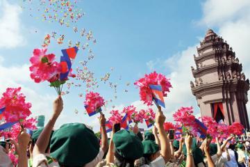 Đặc sắc các lễ hội truyền thống tại Campuchia