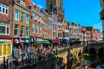Khám phá Utrecht - Thành phố cổ nhất Hà Lan
