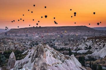 Chiêm ngưỡng những khoảnh khắc tuyệt diệu ở Thổ Nhĩ Kỳ chỉ trong vòng 5 phút rưỡi