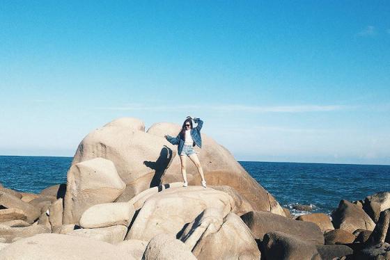 Đèo Nước Ngọt - Thiên đường mới của giới trẻ Vũng Tàu