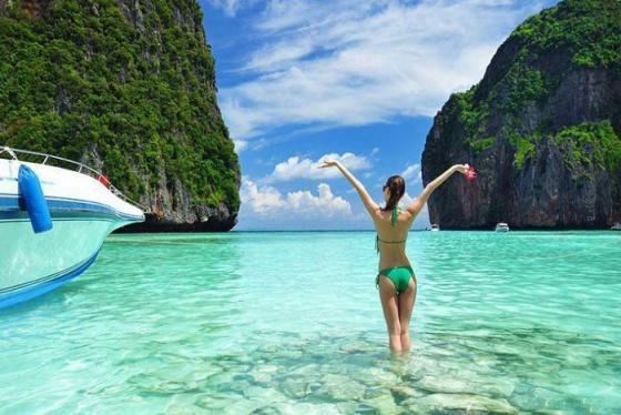 Check in 10 bãi biển đẹp nhất Thái Lan
