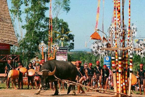 Muôn vẻ các lễ hội đặc sắc của các dân tộc thiểu số tại Gia Lai