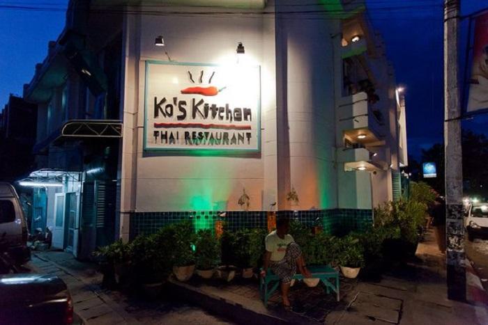 Ko's Kitchen - Những nhà hàng nổi tiếng ở Mandalay