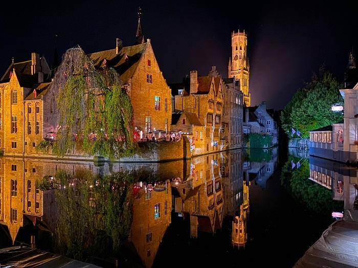 Thành phố Bruges lãng mạn - địa điểm du lịch lãng mạn ở Bruges