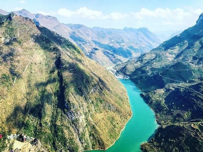 7 điểm chèo thuyền kayak đẹp ở Việt Nam - Sông Nho Quế