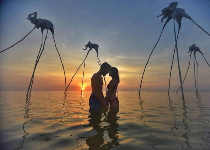 Beautiful beach in Phu Quoc - Bai Truong Phu Quoc