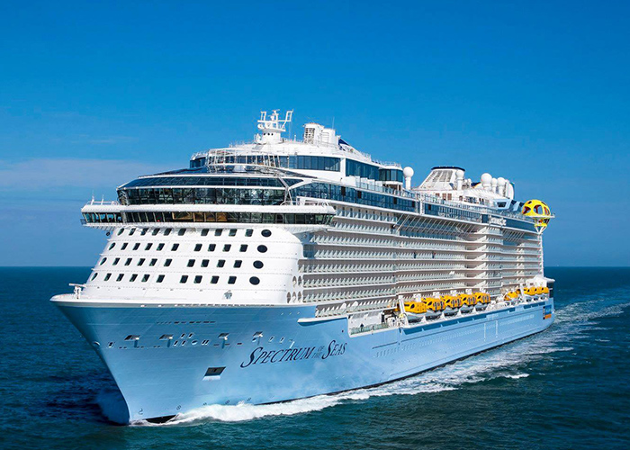 Choose a room on the cruise to avoid seasickness, choose a low room