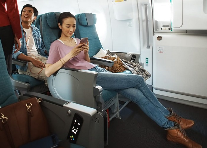 How to choose a seat on the plane according to your preference