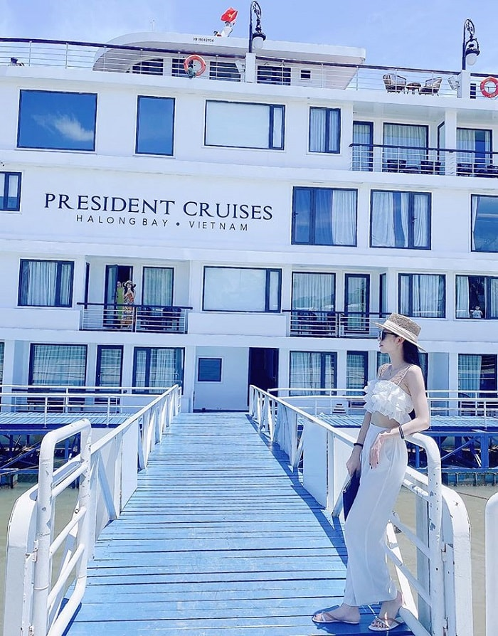 Choose a room on the cruise to avoid seasickness