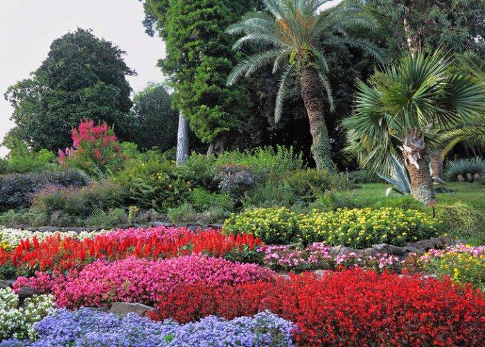 VillaCarlotta, Como - những khu vườn đẹp nhất ở Ý
