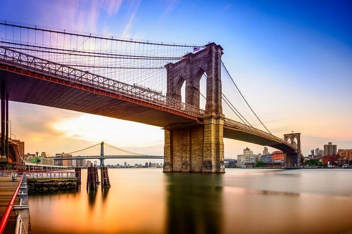 Khám phá cầu Brooklyn New York