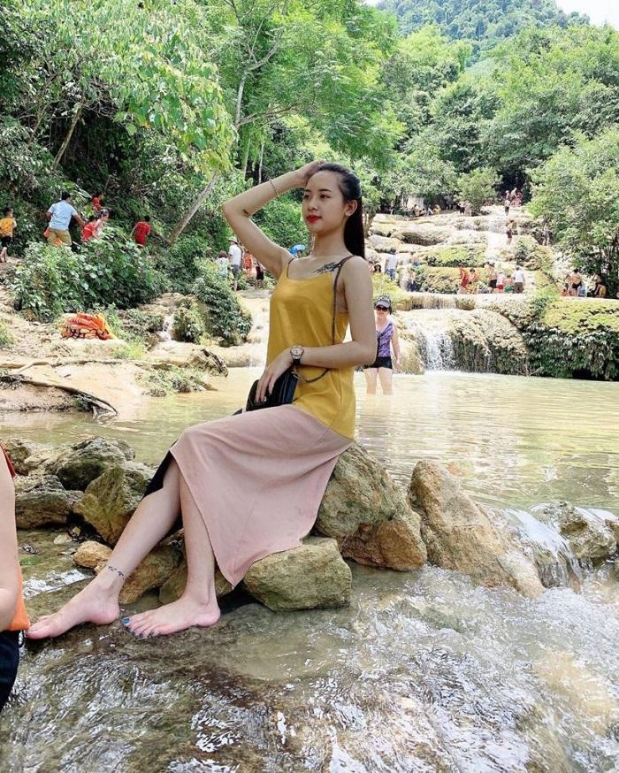 Check in thác Mây Thanh Hóa - Du lịch thác Mây Thanh Hóa
