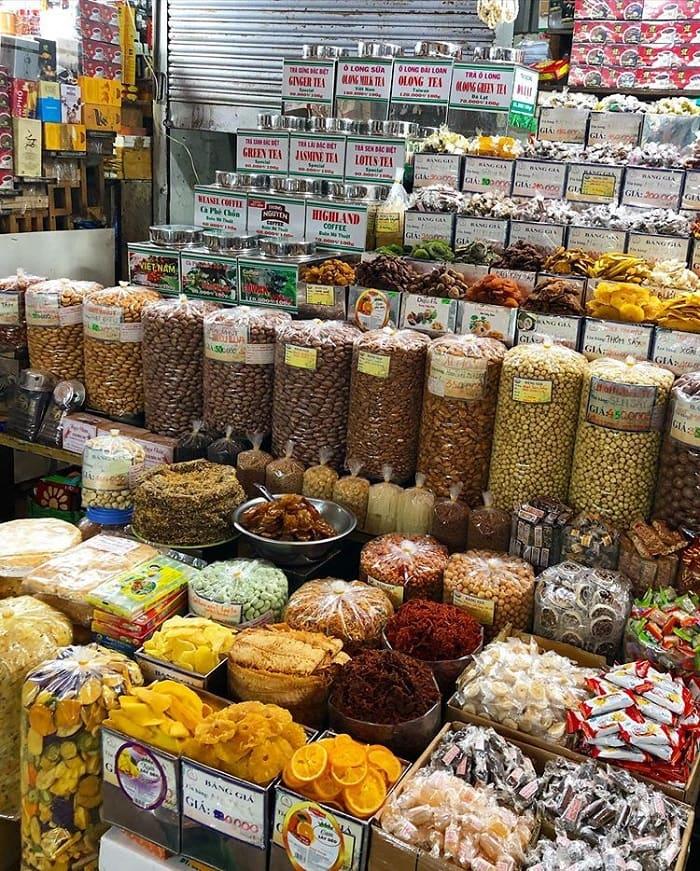 chợ Bến Thành - lưu ý khi tham quan