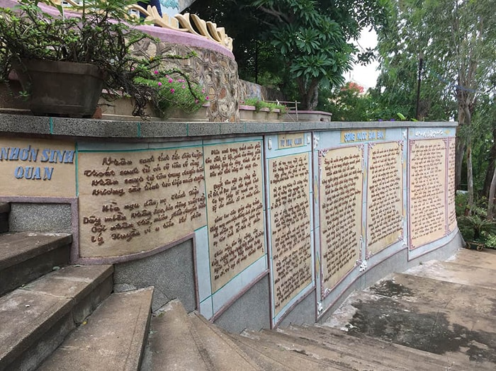 12 famous pagodas in Vung Tau - Hai Van pagoda stands out with 53 poems