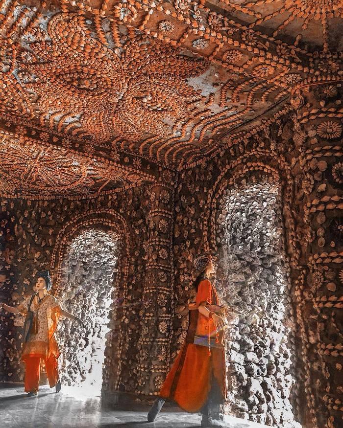 unique Khanh Hoa temple