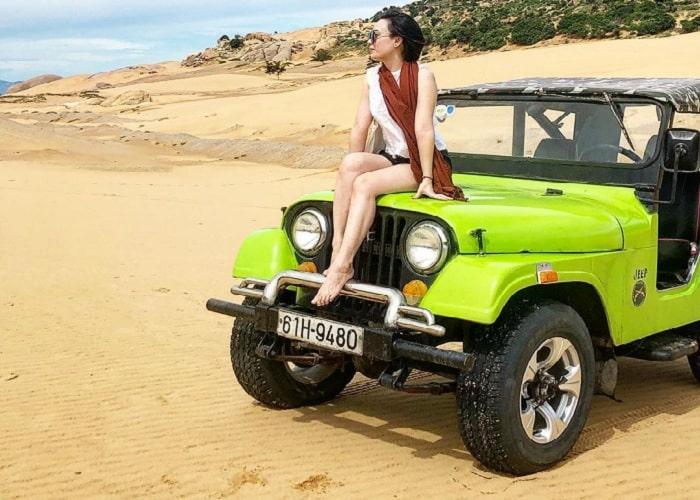 Du lịch Ninh Thuận mùa nào đẹp - mùa khô